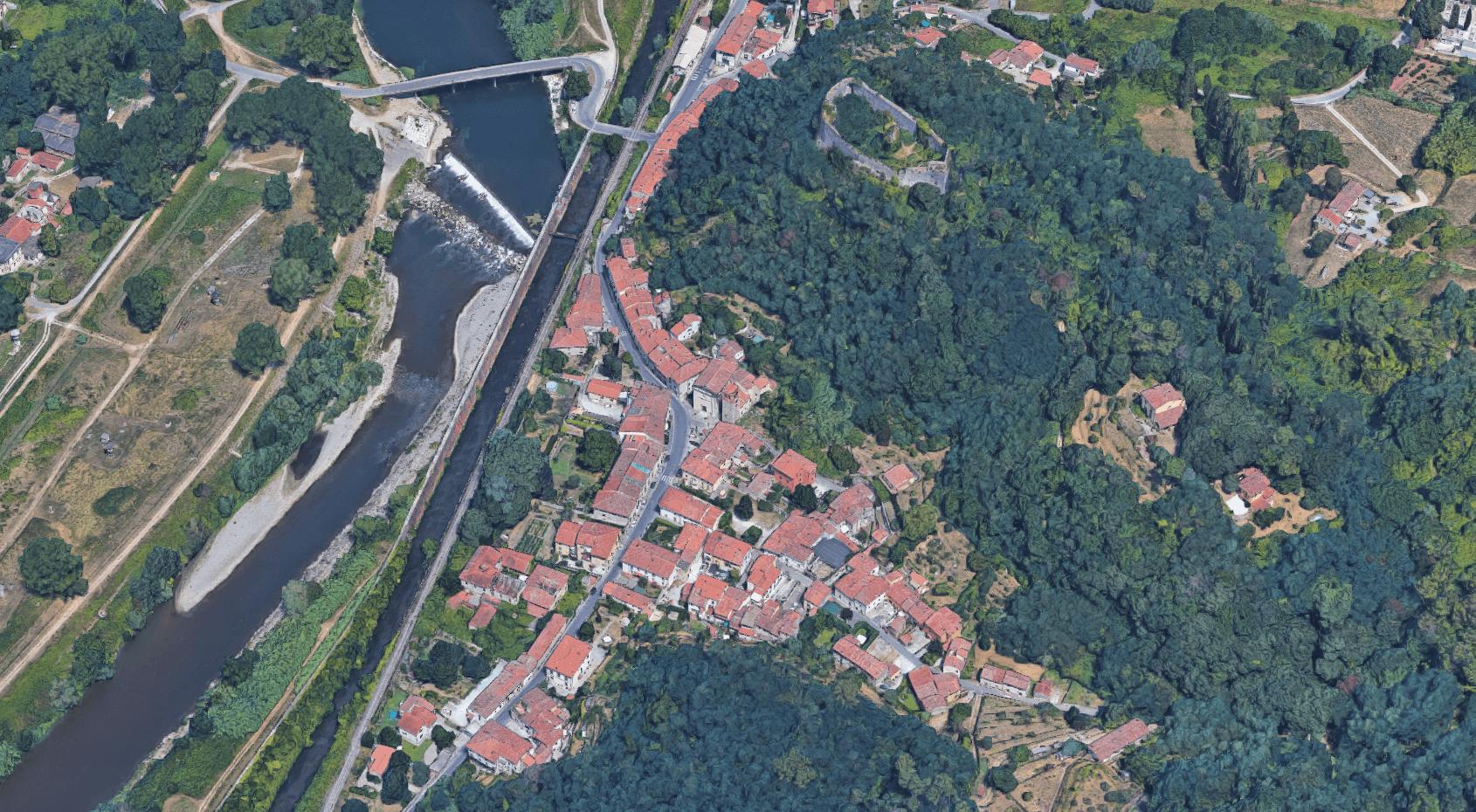 Il borgo di Ripafratta