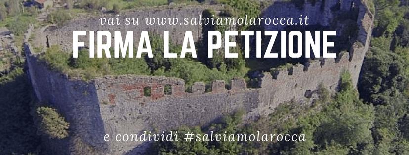 Petizione Salviamo La Rocca di Ripafratta