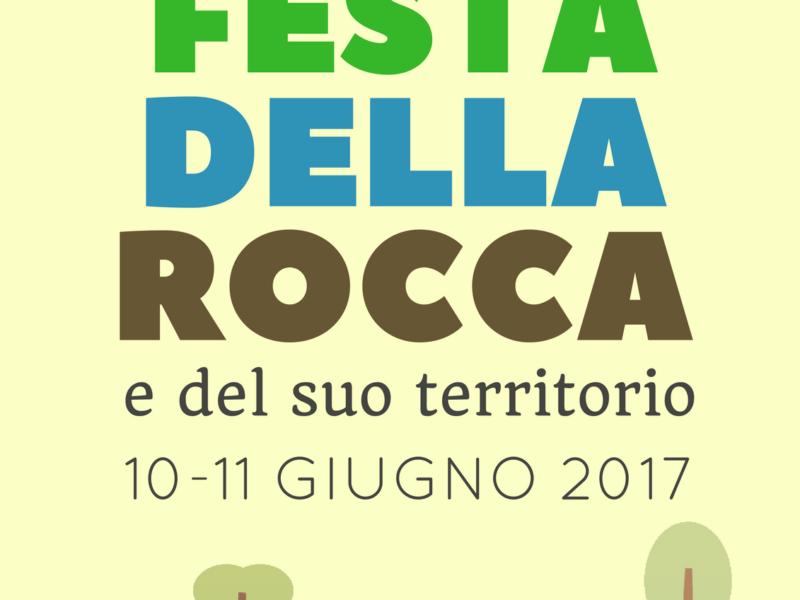 10-11 GIU '17: Il programma della Festa della Rocca 2017