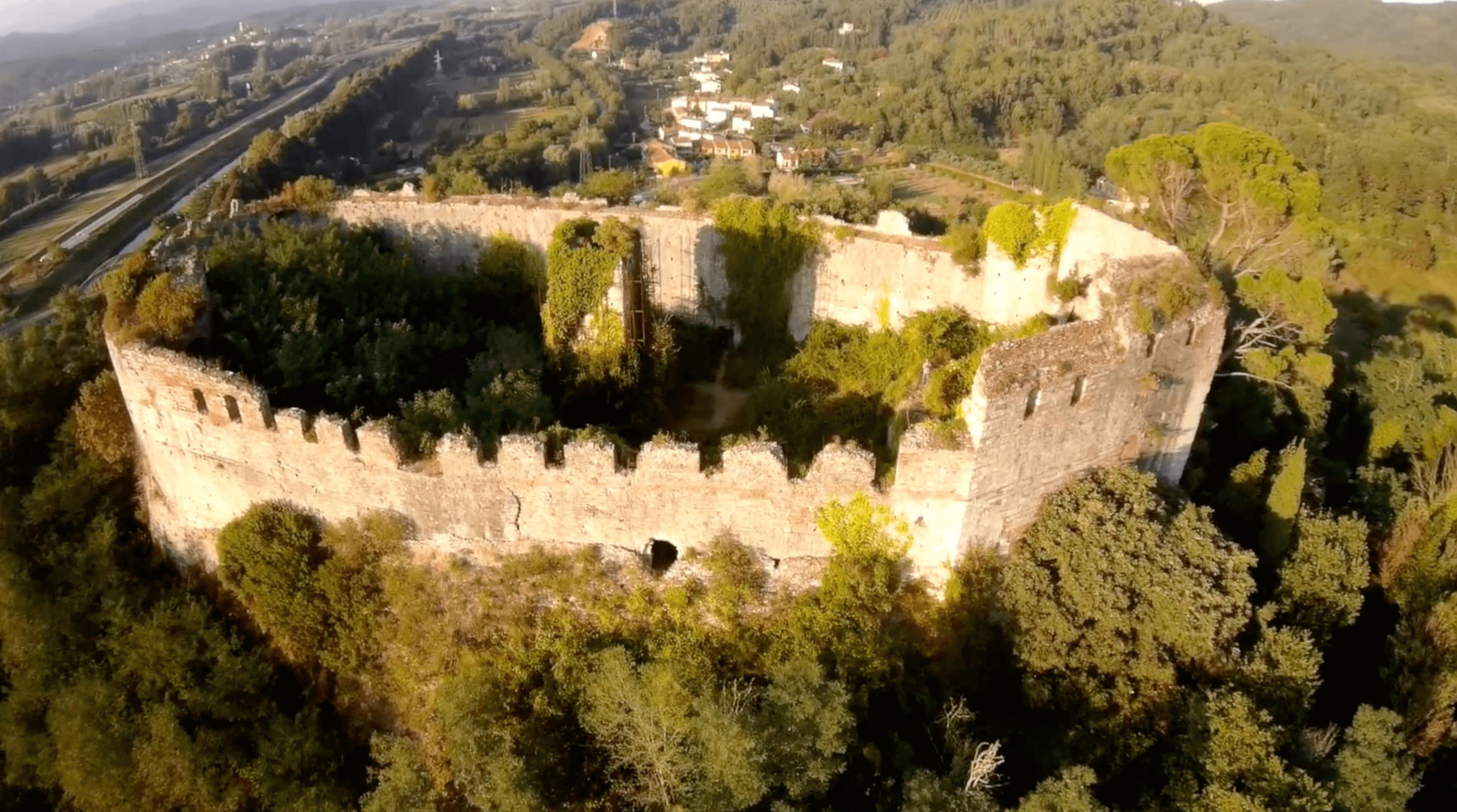 Campagna Salviamo La Rocca di Ripafratta