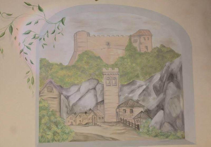 13 GEN '18: Un caffè con Salviamo La Rocca + visita alla Rocca