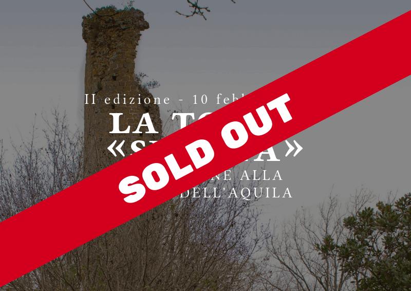 "10 FEB 2019: Visita alla Torre ""segata"""