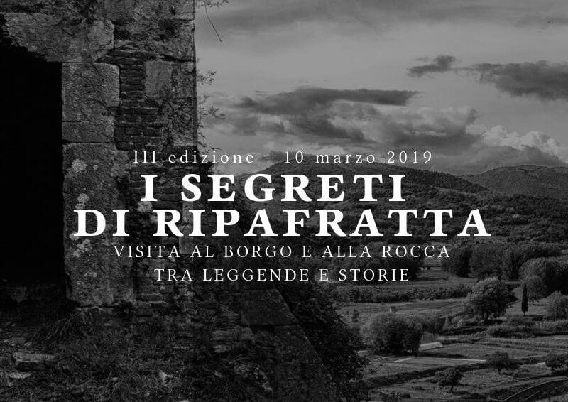 """10 MAR 2019: Visita """"I Segreti di Ripafratta"""""""