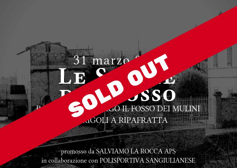 """31 MARZO 2019: Visita """"Le Storie del Fosso"""""""