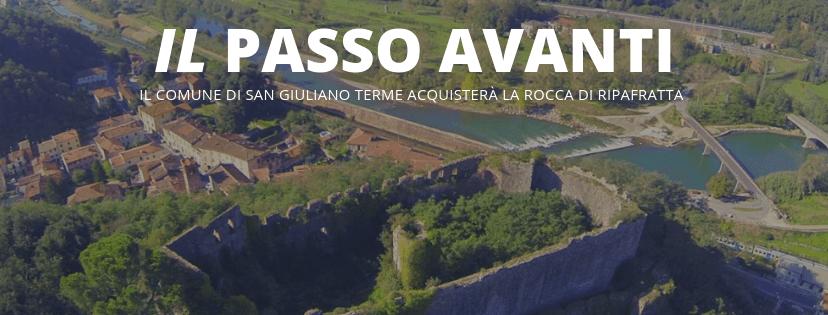 Il Comune di San Giuliano Terme acquisterà la Rocca di Ripafratta