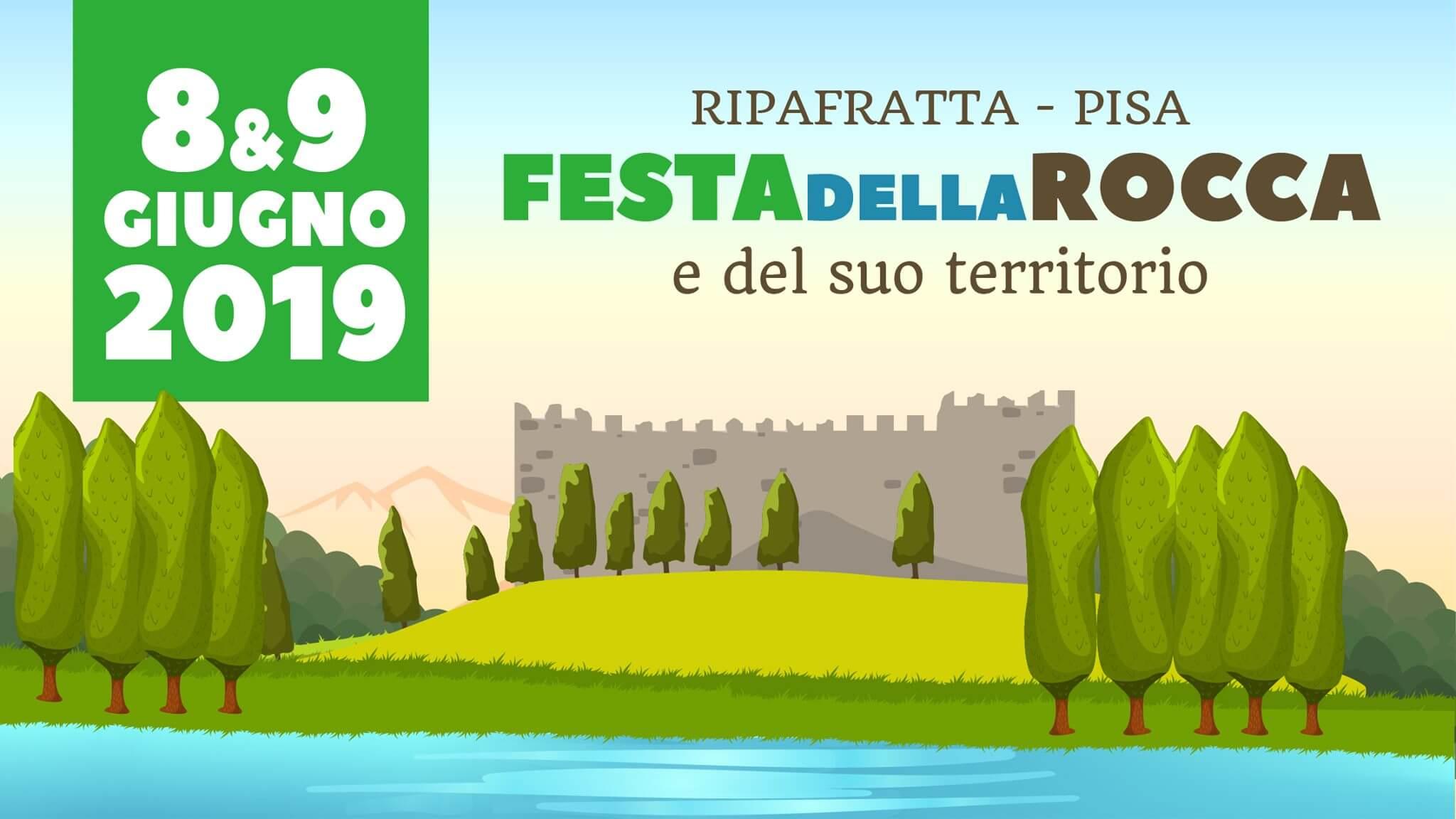 8-9 GIUGNO 2019: Festa della Rocca e del suo territorio