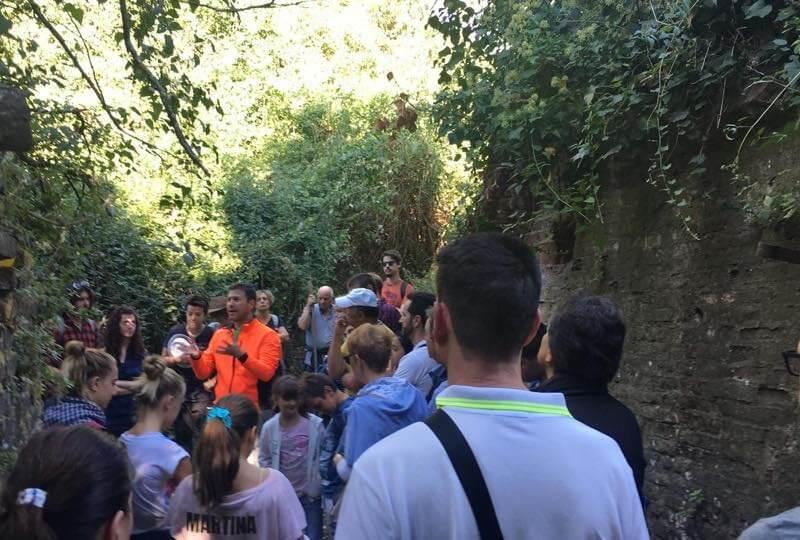 29 SETTEMBRE 2019: Giornata di visite alla Rocca e al borgo