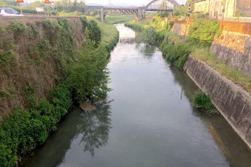 Canale Ozzeri a Ripafratta